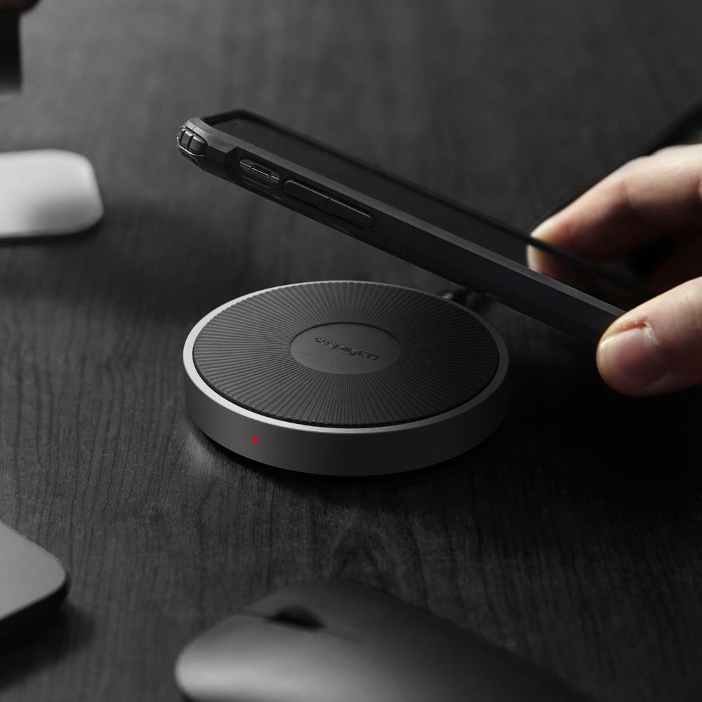 release date e9959 7cc7c Essential® F306W iPhone Wireless Charger | Spigen Philippines