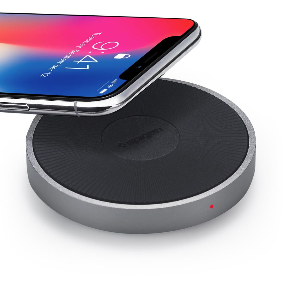 release date 8eb75 10cf2 Essential® F306W iPhone Wireless Charger | Spigen Philippines