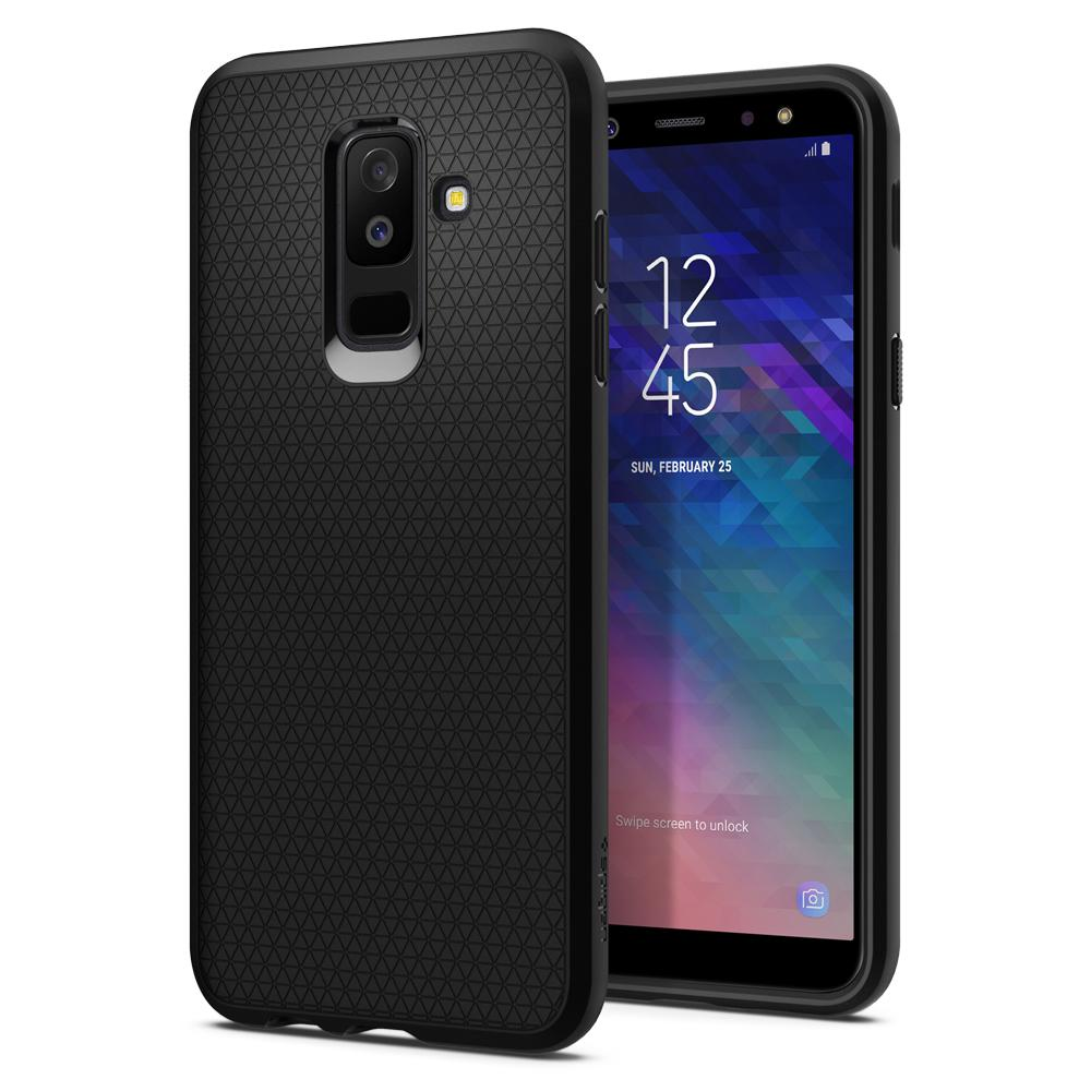 new products 44c9b a4337 Galaxy A6 Plus (2018) / J8 (2018) Case Liquid Air | Spigen Philippines