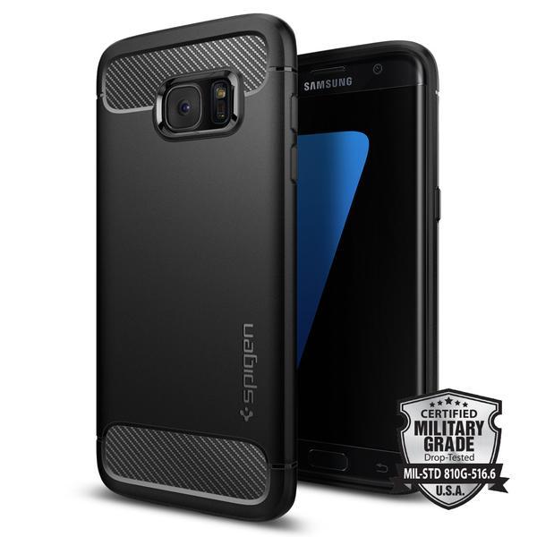cheaper 55050 8b01b Galaxy S7 Edge Case Rugged Armor | Spigen Philippines