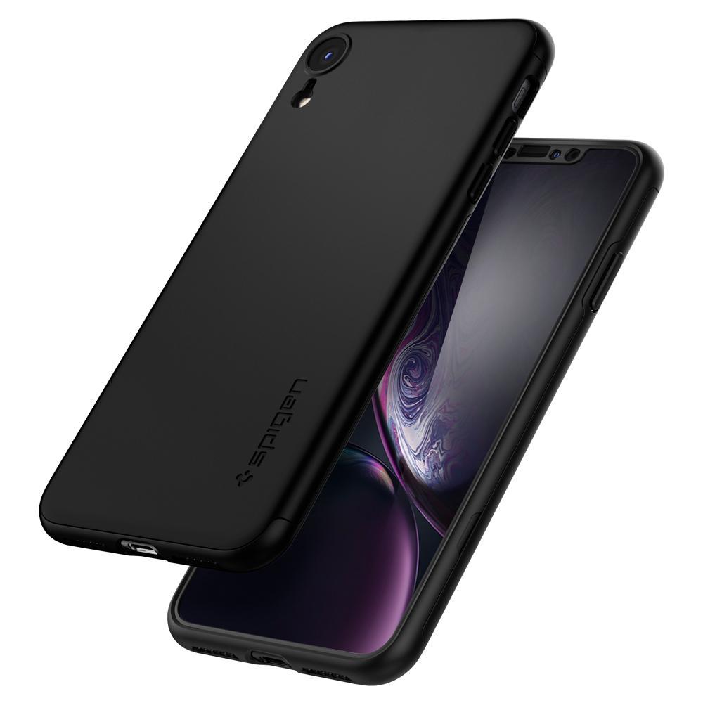 iPhone XR Case Thin Fit 360   Spigen Philippines