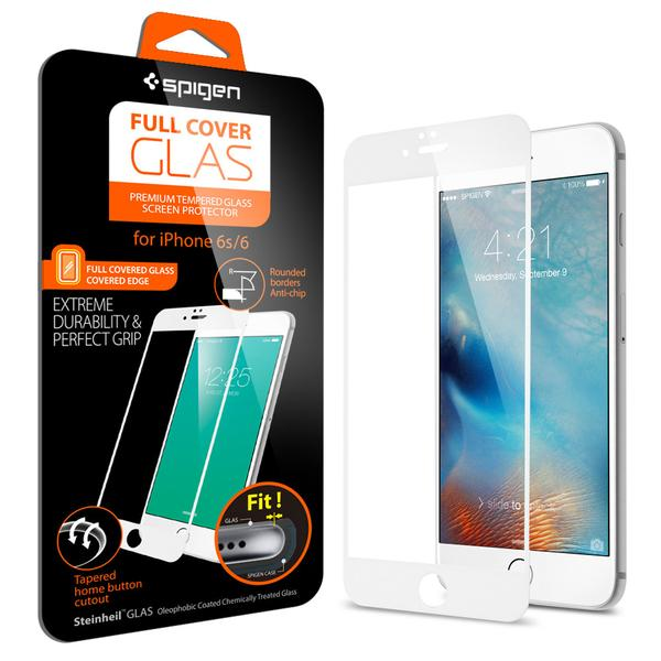 quality design ea599 ef8c7 iPhone 6s / 6 Tempered Glass