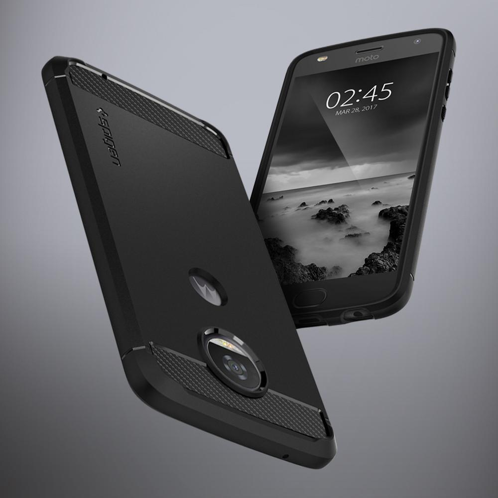 low priced f56fe 09ac6 Moto Z2 Play Case Rugged Armor | Spigen Philippines
