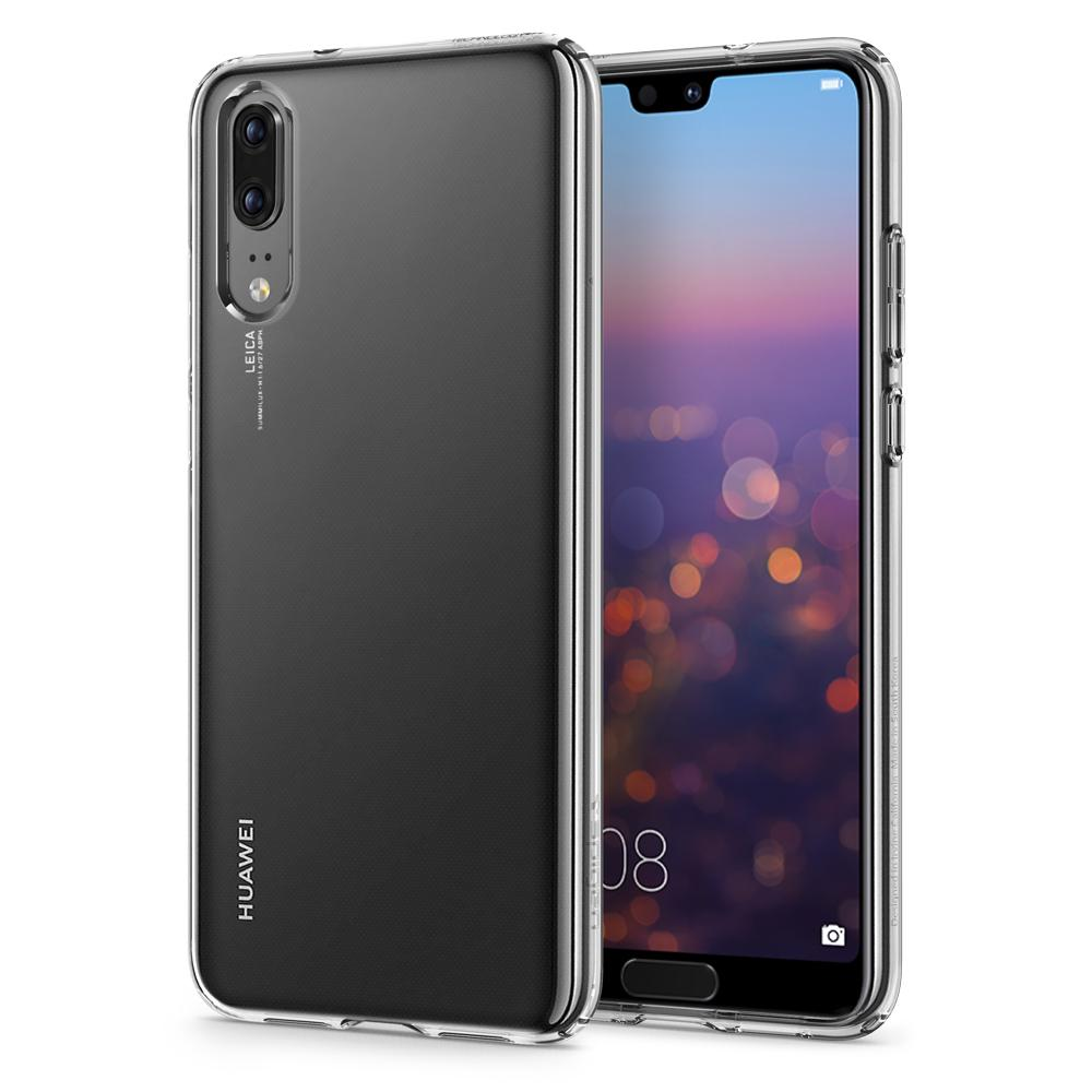 Huawei P20 Case Liquid Crystal Spigen Philippines