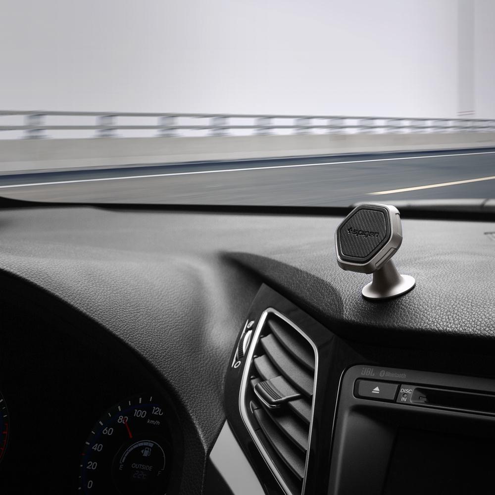 Spigen Kuel® QS40 Metal Body Quad Magnetic Car Mount Holder   Spigen