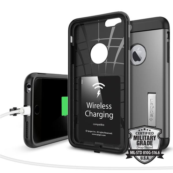 iphone 6 plus wireless case
