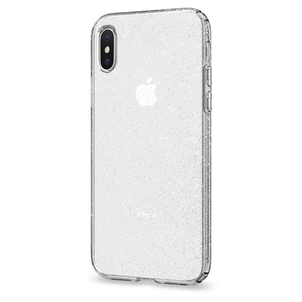 san francisco 71754 63054 iPhone X Case Liquid Crystal Glitter | Spigen Philippines