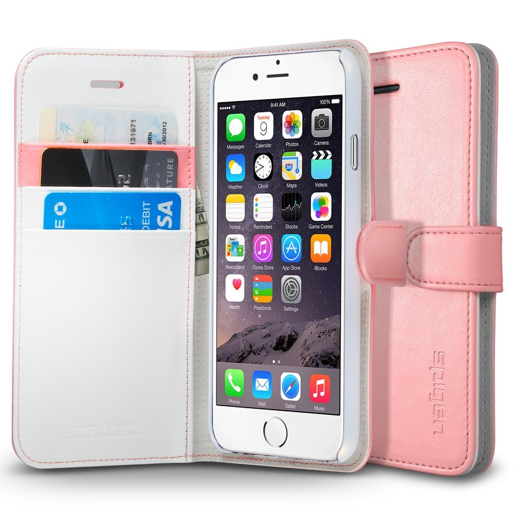 Iphone 6s 6 Case Wallet S Spigen Philippines