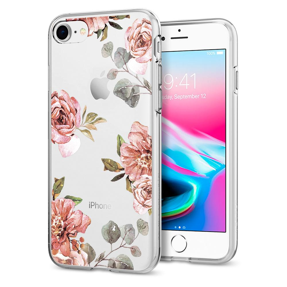 huge discount b33cb 77a9e iPhone 8 Case Liquid Crystal Aquarelle | Spigen Philippines