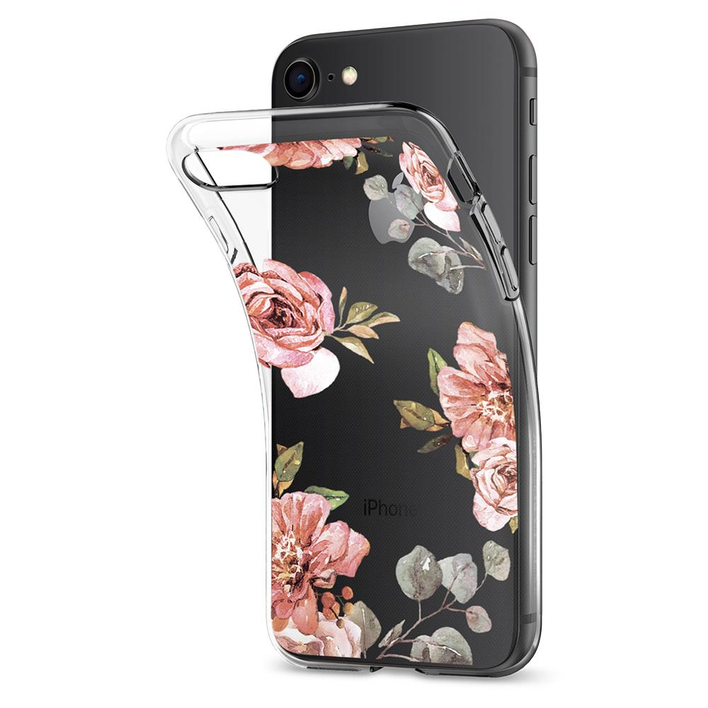 huge discount 8d0f1 555aa iPhone 8 Case Liquid Crystal Aquarelle | Spigen Philippines