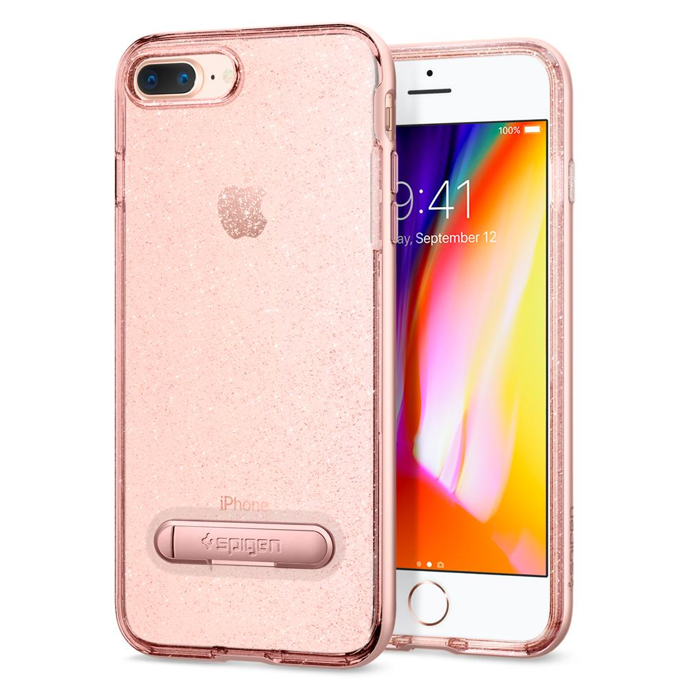 iphone 8 plus case crystal hybrid glitter spigen philippines. Black Bedroom Furniture Sets. Home Design Ideas