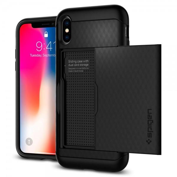 Iphone X Case Crystal Wallet Spigen Philippines