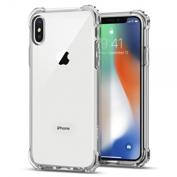 Iphone X Case Rugged Crystal Spigen Philippines