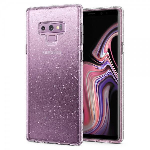 Galaxy Note 9 Case Liquid Crystal Glitter Spigen Philippines