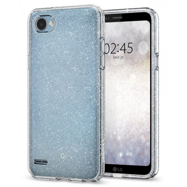 Lg Q6 Case Liquid Crystal Glitter Spigen Philippines
