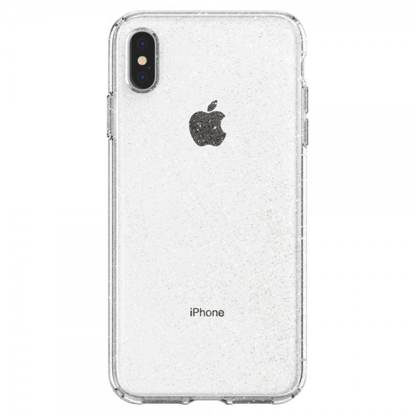 iphone xs max case liquid crystal glitter