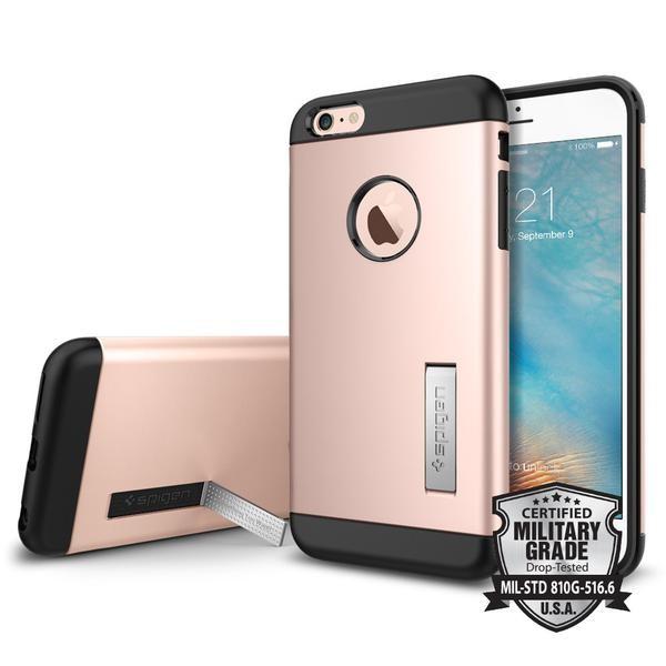 a4f9bff1cf1 iPhone 6s Plus Case Slim Armor | Spigen Philippines
